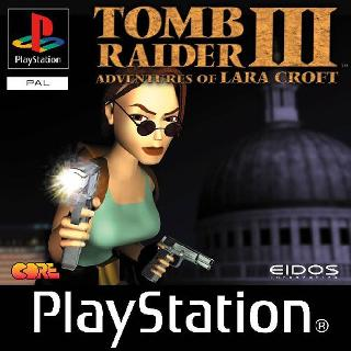 Screenshot Thumbnail / Media File 1 for Tomb Raider 3 - Adventures of Lara Croft [U]
